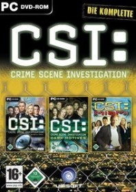 CSI Triple Pack (PC)