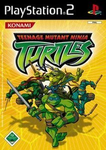 Teenage Mutant Ninja Turtles (niemiecki) (PS2)