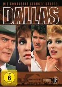 Dallas Season 6 (DVD)