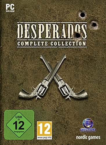 Desperados (niemiecki) (PC) -- via Amazon Partnerprogramm