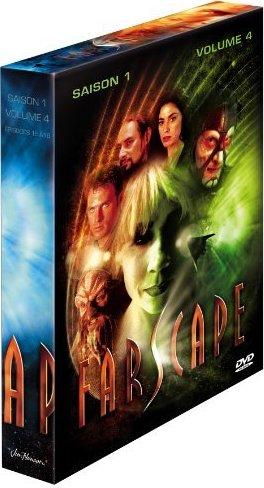 Farscape - Season 4 (UK) -- via Amazon Partnerprogramm