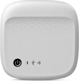 Seagate Wireless Mobile Storage weiß 500GB, USB 2.0 Micro-B/WLAN (STDC500206)