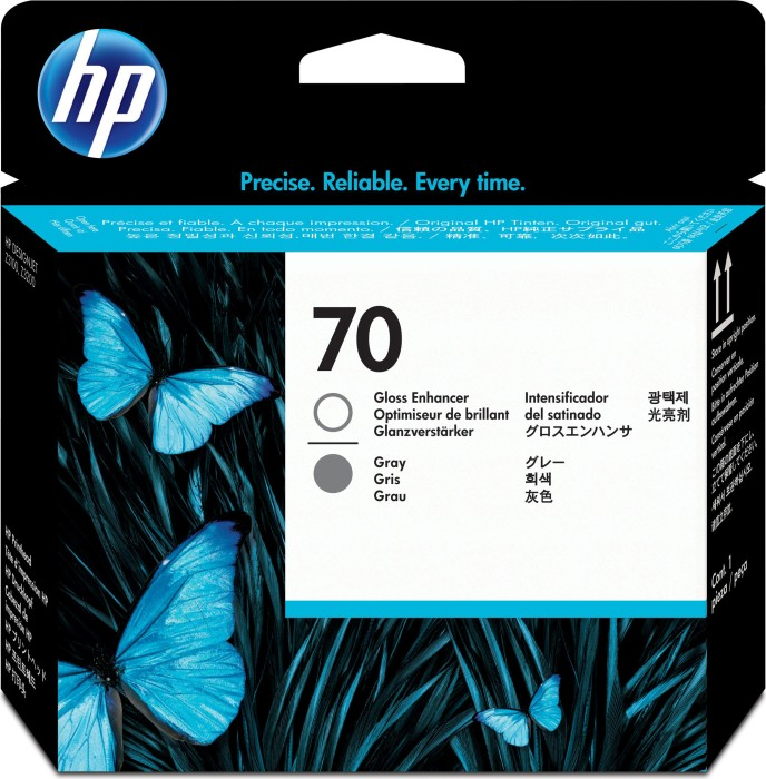 HP Druckkopf 70 glossy enhancer/grau (C9410A)