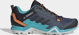 adidas Terrex AX3 legacy blue/core black/signal orange (Herren) (FV6852)