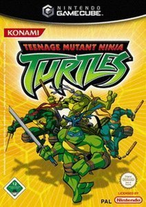 Teenage Mutant Ninja Turtles (niemiecki) (GC)