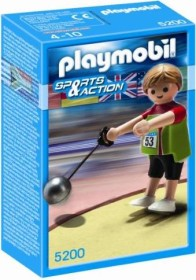 playmobil Sports & Action - Hammer Thrower (5200)