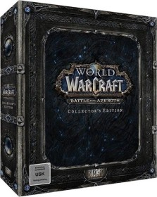 World of WarCraft - Battle for Azeroth - Collector's Edition (Add-on) (MMOG) (PC)