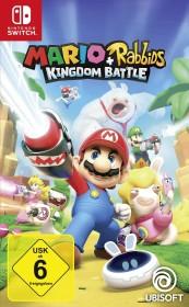 Mario + Rabbids: Kingdom Battle - Gold Edition (Switch)