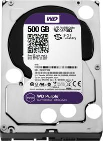 Western Digital WD Purple 500GB, SATA 6Gb/s (WD05PURX)