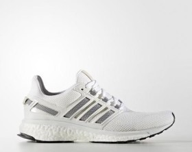 adidas Energy Boost 3 footwear white/solid grey/crystal ...