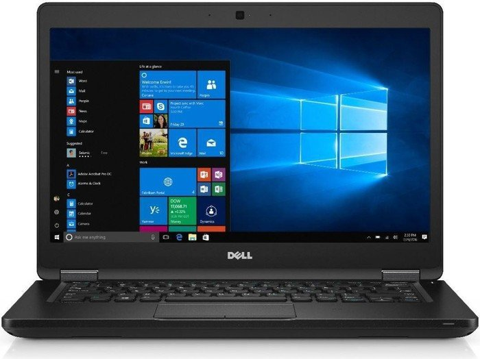 Dell Latitude 14 5480, Core i5-7200U, 4GB RAM, 500GB HDD (HX73H)