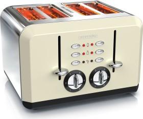 Arendo 303250 Breakfast X2 Toaster beige