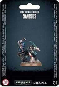 Games Workshop Warhammer 40.000 - Genestealer Cults - Sanctus (99070117006)