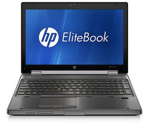 HP EliteBook 8560w, Core i7-2630QM, 4GB RAM, 256GB SSD (LG663EA)