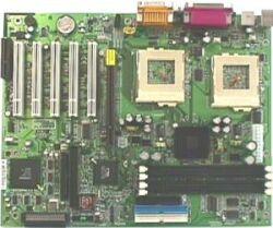 MSI MS-6362S 694D Master-S, Apollo Pro 133A, SCSI