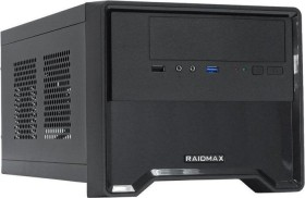 Raidmax Element schwarz, Mini-ITX