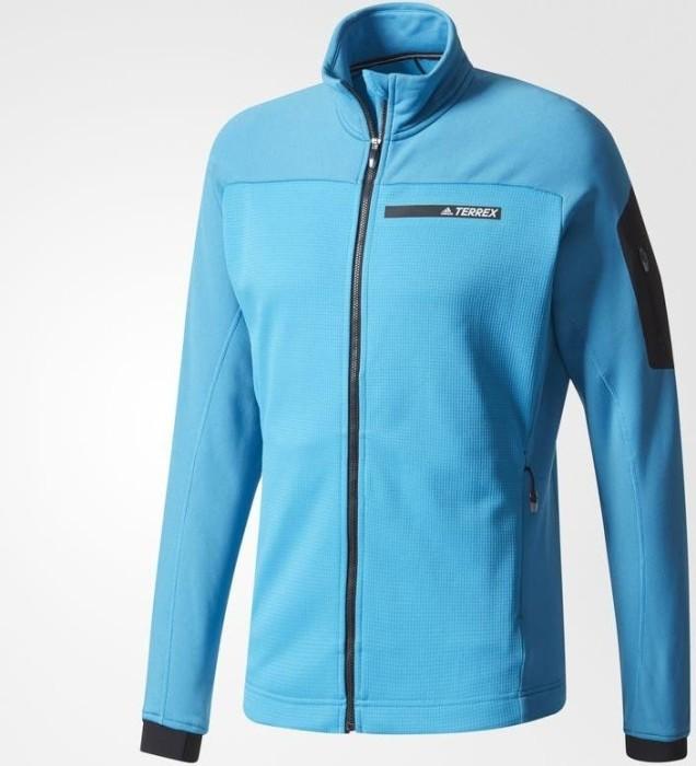 adidas Terrex Stockhorn Jacke bold aqua (Herren) (BP9639) ab € 100,79