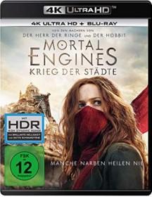 Mortal Engines: Krieg der Städte (4K Ultra HD)
