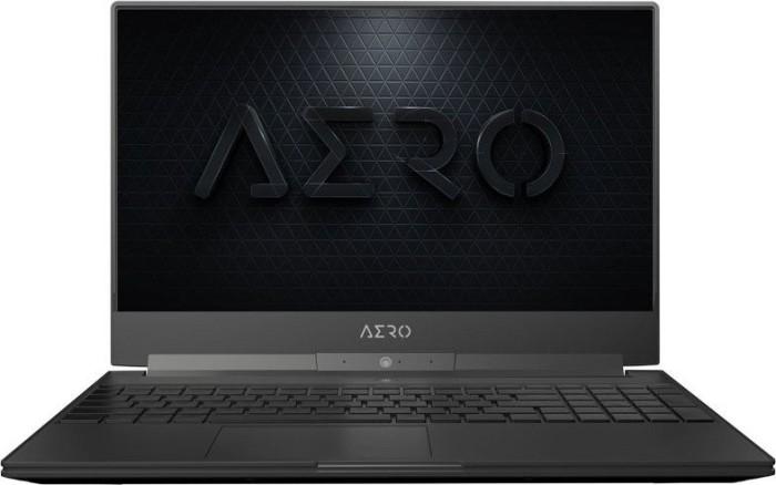 Gigabyte Aero 15-W9, Core i7-8750H, 16GB RAM, 512GB SSD, GeForce RTX 2060 (15-W9-7DE0250P)