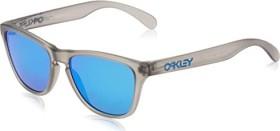 Oakley Frogskins XS matte grey ink/prizm sapphire (Junior) (OJ9006-0553)
