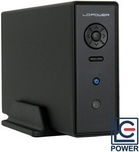 LC-Power EH-35MP2, USB 2.0