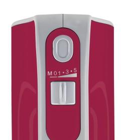 BOSCH Handrührer MFQ 40304 500 Watt 5 Stufen Rührmaschine HANDMIXER MIXER ROT
