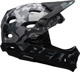 Bell Super DH MIPS Fullface-Helm matte/gloss black camo