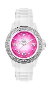 Ice-Watch Ice-Pink/purple white Pink Shine Unisex IPK.ST.WSH.U.S.12