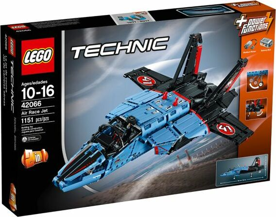 lego technic air race jet ab 99 2019. Black Bedroom Furniture Sets. Home Design Ideas