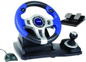 Logic3 Freebird RF 3in1 Wheel (PC/PS3/PS2)