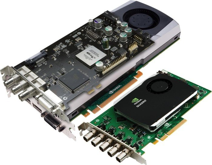 PNY Quadro 6000 SDI In/Out, 6GB GDDR5, DVI, 2x DisplayPort, SDI (VCQ6000SDIN-PB)