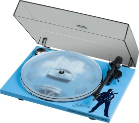 Pro-Ject Hans Theessink Blues Recordplayer blue