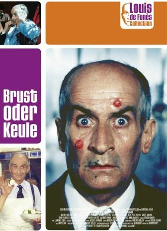 Louis de Funes - Brust oder Keule -- via Amazon Partnerprogramm