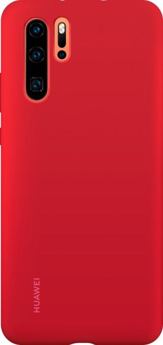 Huawei Silicone Car Case für P30 Pro rot (51992876)
