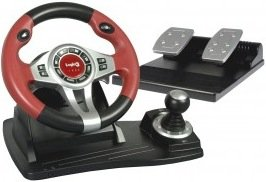 Logic3 TopDrive GT 3in1 Wheel (PC/PS3/PS2)