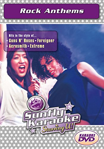 Karaoke: Rock Anthems -- via Amazon Partnerprogramm