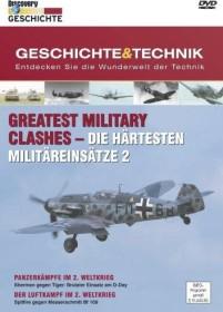 Discovery Geschichte & Technik: Die härtesten Militäreinsätze - The Greatest Military Clashes (DVD)