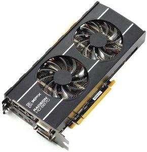 XFX Radeon HD 6870 925M XXX Dual Fan, 1GB GDDR5, 2x DVI, HDMI, 2x mini DisplayPort (HD-687A-ZDDC)