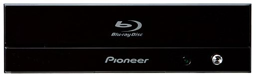 Pioneer BDR-S09XLT black, SATA