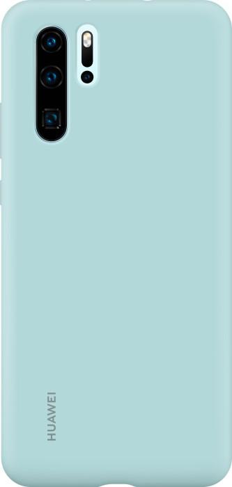 Huawei Silicone Car Case für P30 Pro hellblau (51992953)
