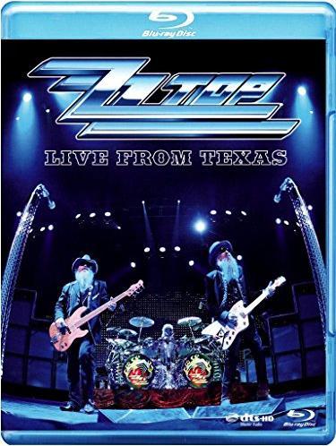 ZZ Top - Live From Texas (Blu-ray) -- via Amazon Partnerprogramm