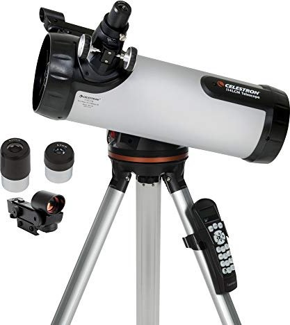 Celestron 114LCM -- via Amazon Partnerprogramm