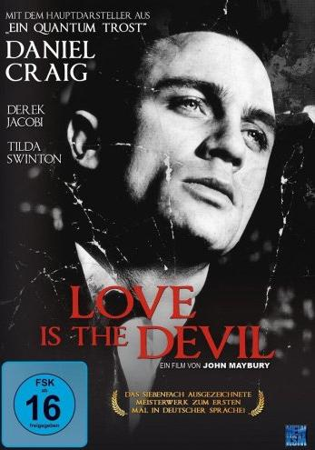 Love Is The Devil -- via Amazon Partnerprogramm