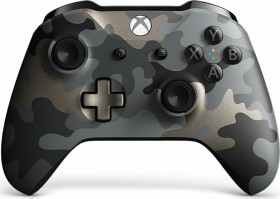 Microsoft Xbox One Wireless Controller Night Ops Camo Special Edition (Xbox One/PC) (WL3-00151)