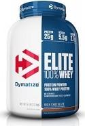 Dymatize Elite 100% Whey BCAA Chocolate Fudge 2.1kg (25126601)