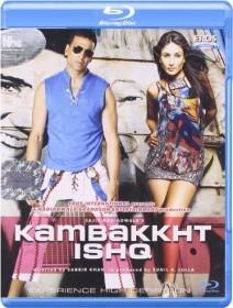 Kambakkht Ishq (Blu-ray) (UK)