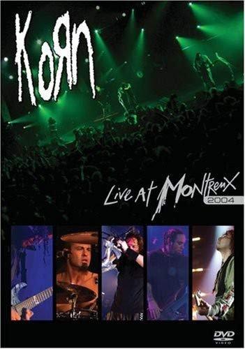 Korn - Live at Montreux 2004 -- via Amazon Partnerprogramm