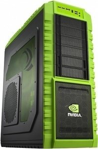 Cooler Master HAF X nVIDIA Edition with side panel window (NV-942-KKN1)