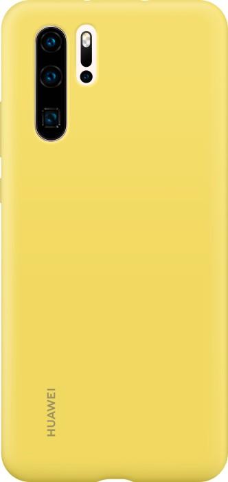 Huawei Silicone Car Case für P30 Pro gelb (51992880)