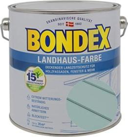Bondex Landhaus-Farbe außen Holzschutzmittel gartengrün, 2.5l (391308)